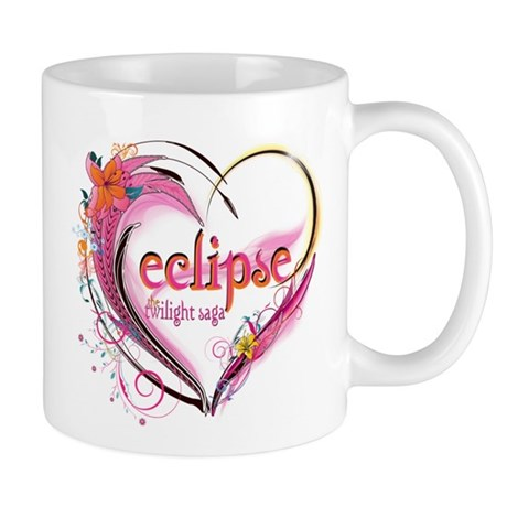 Eclipse Heart Mug