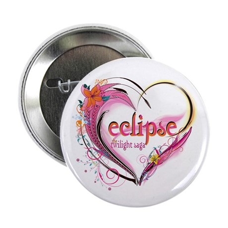 "Eclipse Heart 2.25"" Button"