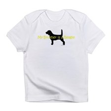 My Brother is a Beagle Infant T-Shirt