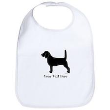 Beagle - Your Text! Bib