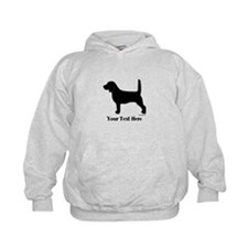 Beagle - Your Text! Hoodie