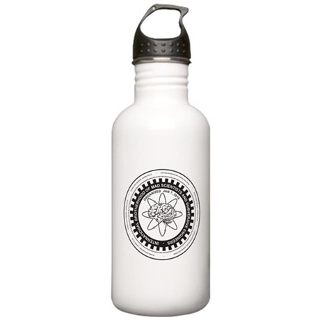 Mad Science Union Logo Stainless Water Bottle 1.0L