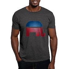 Blurry Elephant T-Shirt