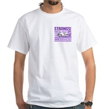 Tribute Square Hodgkin's Lymphoma Shirt