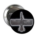"Faravahar 2.25"" Button (100 pack)"