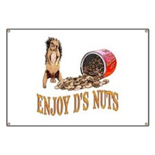 Enjoy D's Nuts Banner
