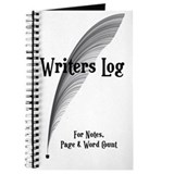 Writers Log Journal