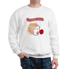 Clown -a- phobic Sweatshirt