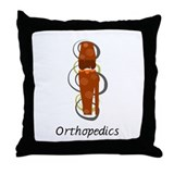 Physicians/Surgeons Throw Pillow