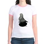 Splash Tumbler Pigeon Jr. Ringer T-Shirt
