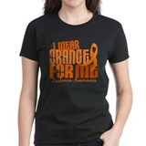 I Wear Orange 6.4 Leukemia Tee