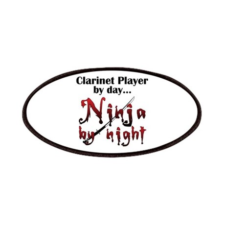 Clarinet Ninja Patches