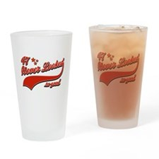 47 Never looked so good Pint Glass