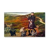 Cairn Terrier Car Magnet 12 x 20