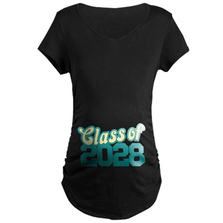Class of 2028 Maternity Dark T-Shirt