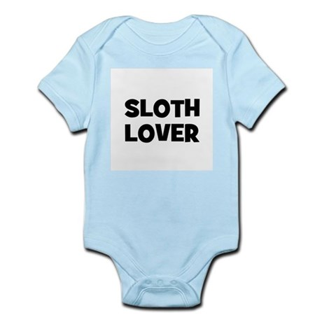 Sloth Lover Infant Creeper