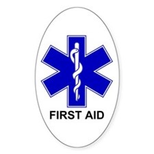 BSL - First Aid Decal