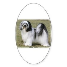 Tibetan Terrier 9Y407D-232 Decal