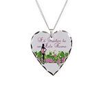 Twilight Isle Esme Necklace Heart Charm
