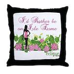 Twilight Isle Esme Throw Pillow