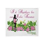 Twilight Isle Esme Throw Blanket