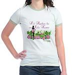 Twilight Isle Esme Jr. Ringer T-Shirt