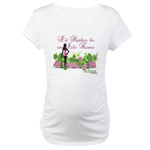 Twilight Isle Esme Maternity T-Shirt