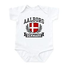 Aalborg Denmark Infant Bodysuit