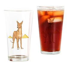 Pharoah Hound Pint Glass
