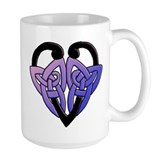 celtic heart 10 Mug