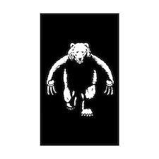 Bearman! Decal