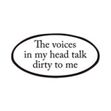 Voices In My Head Patches