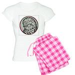 Splash Tumbler Head Women's Light Pajamas