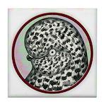 Splash Tumbler Head Tile Coaster