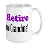 Professional Grandma Ceramic Mugs
