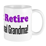 Professional Grandma Coffee Mug