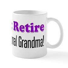 Professional Grandma Small Mug