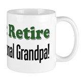 Professional Grandpa Small Mugs
