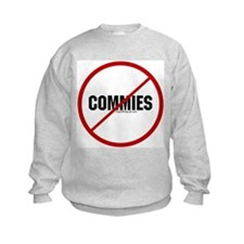 No Commies Sweatshirt