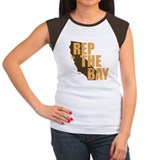 Cute Santa rosa california Tee