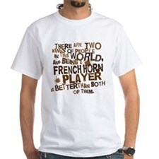 French Horn Player Shirt