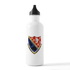 USS ALFRED A. CUNNINGHAM Water Bottle