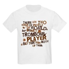 Trombone Player T-Shirt