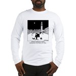 Dracula Vacationing In Venice Long Sleeve T-Shirt