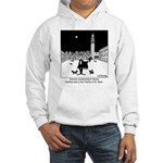 Dracula Vacationing In Venice Hooded Sweatshirt
