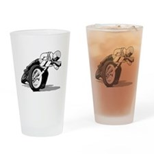 The Mile Pint Glass