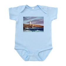 Peggy's Cove Lighthouse Infant Bodysuit