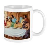 Last Supper Small Mug
