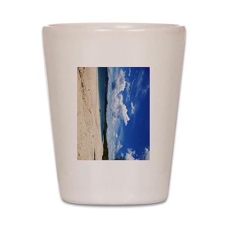 Costa Rica Beach Shot Glass