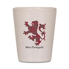 Lion - MacDougall Shot Glass